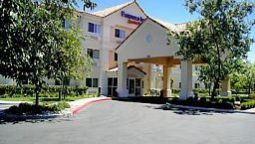 Buitenaanzicht Fairfield Inn Visalia Sequoia