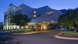 Buitenaanzicht Fairfield Inn Laurel