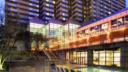 Exterior view Sheraton Austin Hotel at the Capitol