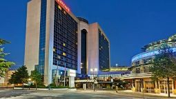 Exterior view Chattanooga Marriott Downtown