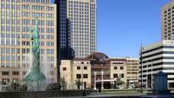 Hotel Cleveland Marriott Downtown at Key Center - Cleveland (Ohio)
