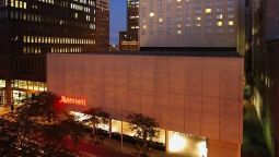Exterior view Des Moines Marriott Downtown