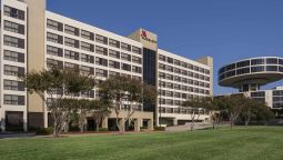Buitenaanzicht Houston Airport Marriott at George Bush Intercontinental