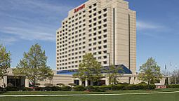 Hotel Detroit Marriott Troy