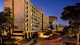 Hotel Houston Airport Marriott at George Bush Intercontinental