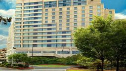 Exterior view Philadelphia Airport Marriott