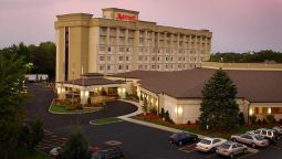 Exterior view Rochester Airport Marriott