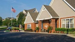 Exterior view Residence Inn Baltimore BWI Airport