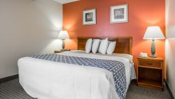 Room Suburban Extended Stay Hotel Columbia