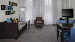 Room Residence Inn Cleveland Downtown