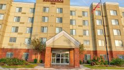 Exterior view Residence Inn Fort Worth Alliance Airport