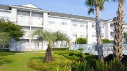 Exterior view Residence Inn Wilmington Landfall