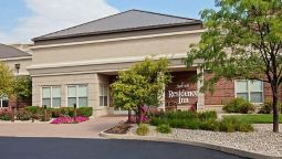 Exterior view Residence Inn Indianapolis Carmel