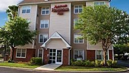 Exterior view Residence Inn Orlando East/UCF Area