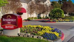 Exterior view Residence Inn Pleasanton