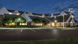 Exterior view Residence Inn Pittsburgh Cranberry Township