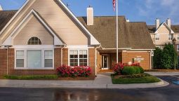 Exterior view Residence Inn Raleigh Cary