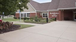 Buitenaanzicht Residence Inn Tulsa South