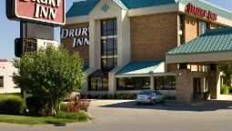 Exterior view DRURY INN KANSAS CITY SHAWNEE MISSION