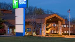 Exterior view Holiday Inn Express MISHAWAKA (SOUTH BEND AREA)