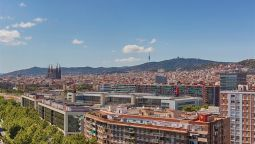 Buitenaanzicht Four Points By Sheraton Barcelona Diagonal