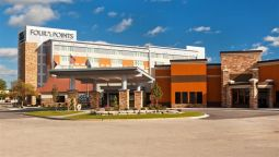 Exterior view Four Points by Sheraton Saginaw
