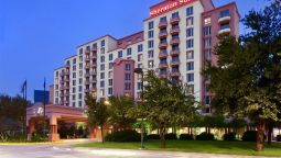 Buitenaanzicht Sheraton Suites Market Center Dallas