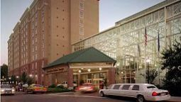 Exterior view Belle of Baton Rouge Casino Hotel
