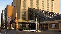 Buitenaanzicht Sheraton Pittsburgh Hotel at Station Square