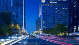 Exterior view The Westin Michigan Avenue Chicago