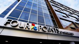 Hotel Four Points by Sheraton Halifax - Halifax