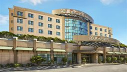 Buitenaanzicht Four Points by Sheraton Vancouver Airport