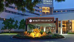Exterior view Hyatt Regency New Brunswick