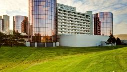 Exterior view Hyatt Regency Ohare