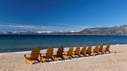 Buitenaanzicht Spa and Casino Hyatt Regency Lake Tahoe Resort