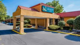 Buitenaanzicht Quality Inn Pottstown