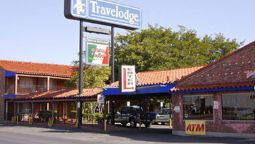 Buitenaanzicht TRAVELODGE EL PASO AIRPORT