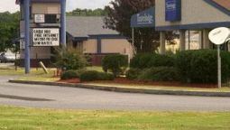 Buitenaanzicht TRAVELODGE GREENVILLE