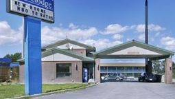 Buitenaanzicht TRAVELODGE CEDAR CITY