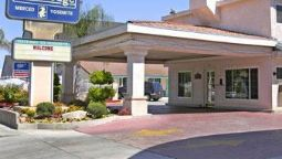 Buitenaanzicht TRAVELODGE MERCED YOSEMITE