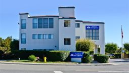 Buitenaanzicht Novato Travelodge
