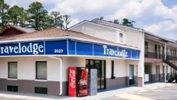 Exterior view TRAVELODGE AUGUSTA - 9659