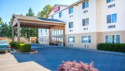 Exterior view Econo Lodge Federal Way