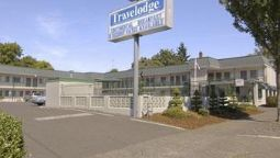 Exterior view SALEM TRAVELODGE
