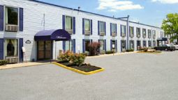Exterior view TRAVELODGE FLORENCE CINCY S