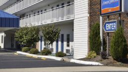Hotel Downtown Staunton Travelodge - Staunton (Virginia)