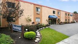 Buitenaanzicht TRAVELODGE CLEVELAND LAKEWOOD