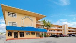 Exterior view TRAVELODGE FORT LAUDERDALE
