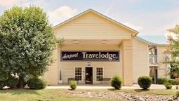 Exterior view LITTLE ROCK AIRPORT TRAVELODGE