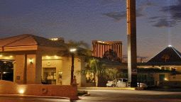Buitenaanzicht TRAVELODGE LAS VEGAS AIRPORT N